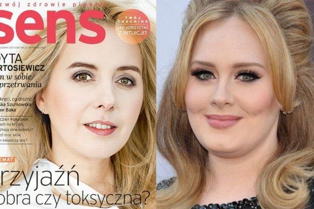 Edyta Bartosiewicz, Adele