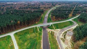 Budowa obwodnicy Stalowej Woli i Niska na ostatniej prostej. Ma zostać oddana do użytku za kilka miesięcy [ZDJĘCIA]