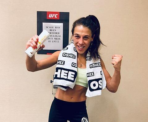Joanna Jędrzejczyk gościem specjalnym na pierwszej w historii gali UFC w Pradze