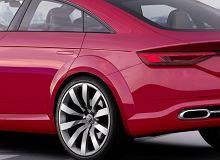 Audi dołoży jeszcze jedną parę drzwi w modelu TT