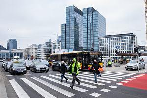 Pierwszeństwo dla pieszych. Projekt przeszedł przez Sejm. Czas na podpis prezydenta