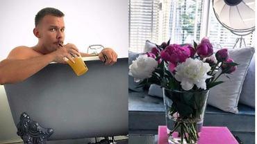 Dawid Woliński często pokazuje na Instagramie swoje mieszkanie. Nic dziwnego, to prawdziwa perełka. Zobaczcie, jak wygląda.