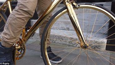 złoty rower