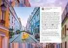 Ta ulica jest tak popularna na Instagramie, że mieszkańcy mają tego dość