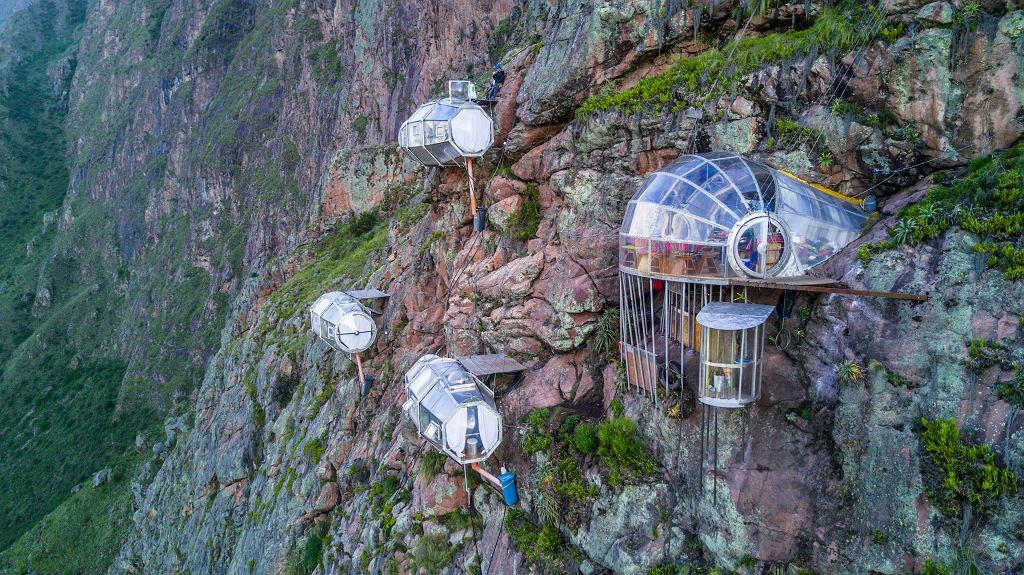 Niesamowite apartamenty w Świętej Dolinie Inków