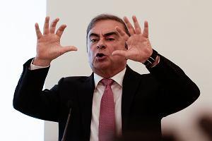 Carlos Ghosn po ucieczce oskarża Japonię o spisek, by nie doszło do przejęcia Nissana przez Renault