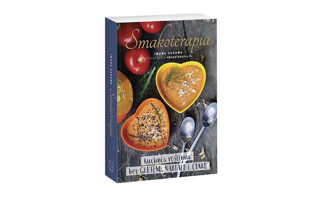 Na tę książkę czekało wielu czytelników! Iwona Zasuwa, autorka hitowego bloga smakoterapia.pl zaprasza do kuchni roślinnej