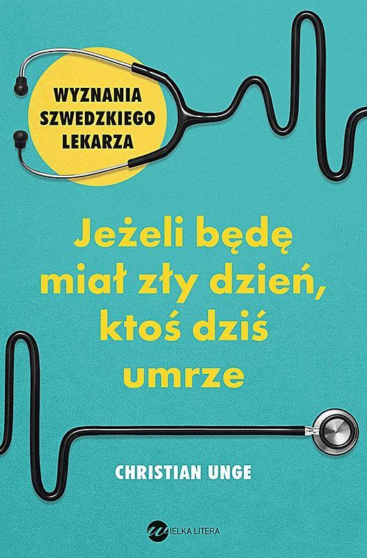 Okładka książki Christiana Unge