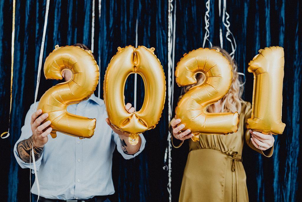 Życzenia na nowy rok 2021 - wierszyki i wesołe życzenia na sylwestra.