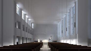 Kościół w Katowicach