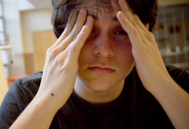Napięciowy ból głowy występuje często