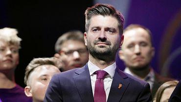 Krzysztof Śmiszek, lider dolnośląskiej listy Wiosny