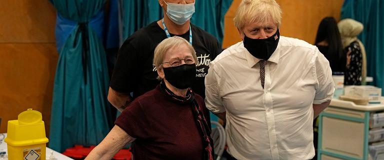 Wielka Brytania. Najwyższa od początku marca liczba nowych zgonów na Covid-19