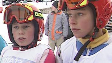 Piotr Żyła i Kamil Stoch