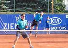 Poznań Open. Polska para w półfinale turnieju deblowego