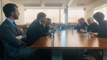 Spotkanie Jarosława Kaczyńskiego z przedstawicielami partii Fratelli d'Italia