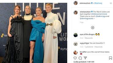 Oscary 2020. Dlaczego Emma Watson, mimo nominacji, nie pojawiła się na 92. ceremonii?