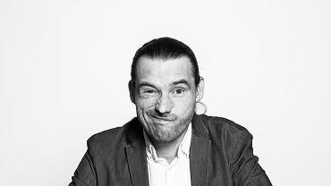 Aktor Paweł Sakowski