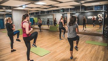 Klub fitness UP w poznańskim biurowcu Pixel (zdjęcie z 2020 r.)