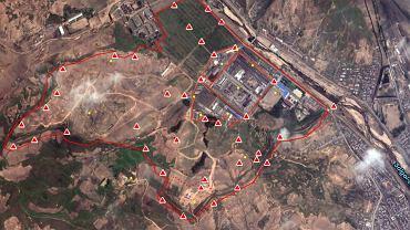 Zdjęcie satelitarne