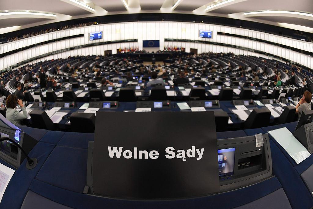 Parlament Europejski, 4.07.2018