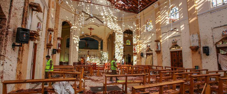 Zamachy na Sri Lance. W Kolombo znaleziono 87 detonatorów do bomb