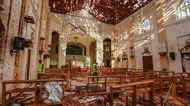 Zamachy na Sri Lance. Rośnie bilans ofiar