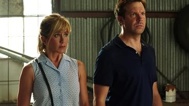 Kadr z zapowiedzi filmu 'Millerowie'.
