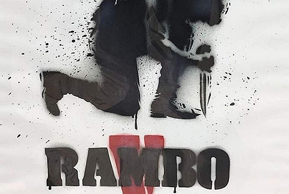 Rambo 5: Ostatnia krew - fragment plakatu