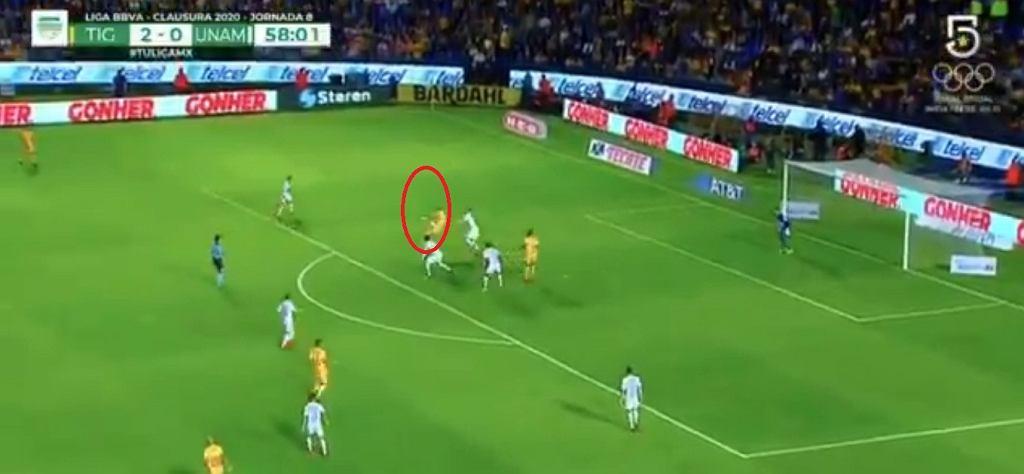 Nieprawdopodobny gol Gignaca przewrotką w lidze meksykańskiej
