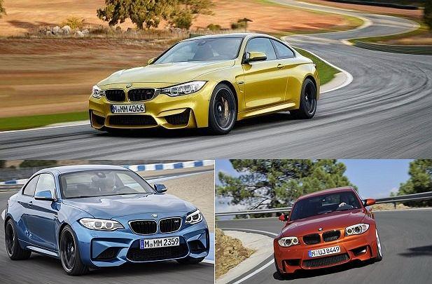 Wideo | BMW M4, M2 i 1M