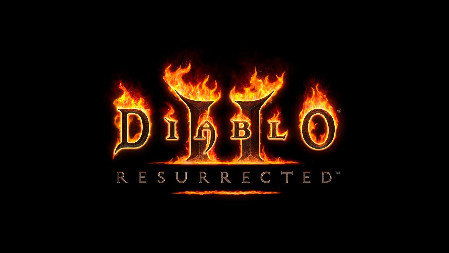 Diablo 2 a fost reînviat cu o dată de lansare.  Există, de asemenea, un trailer nou [WIDEO]