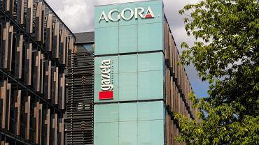 Budynek Agory, wydawcy 'Gazety Wyborczej'