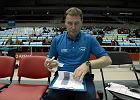 Szkoleniowiec Atomu Trefl Sopot Adam Grabowski: - Byłoby fajnie gdybyśmy zagrali pięć meczów półfinałowych