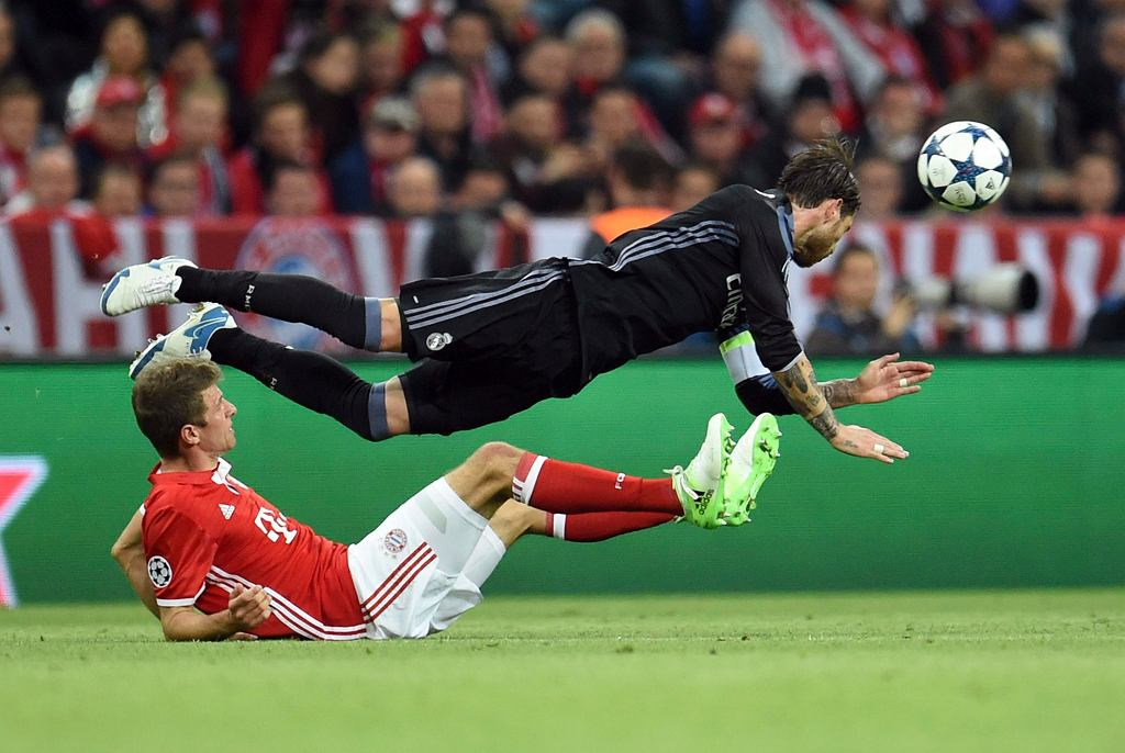 Germany Soccer Champions League