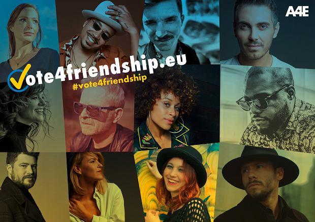 #vote4friendship - dla Europy