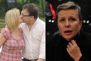 Monika Richardson, Zbigniew Zamachowski i Krystyna Janda.