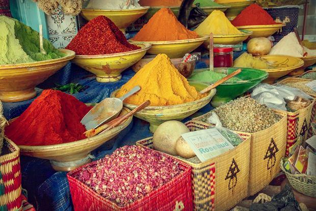 Przyprawy tunezyjskiej kuchni