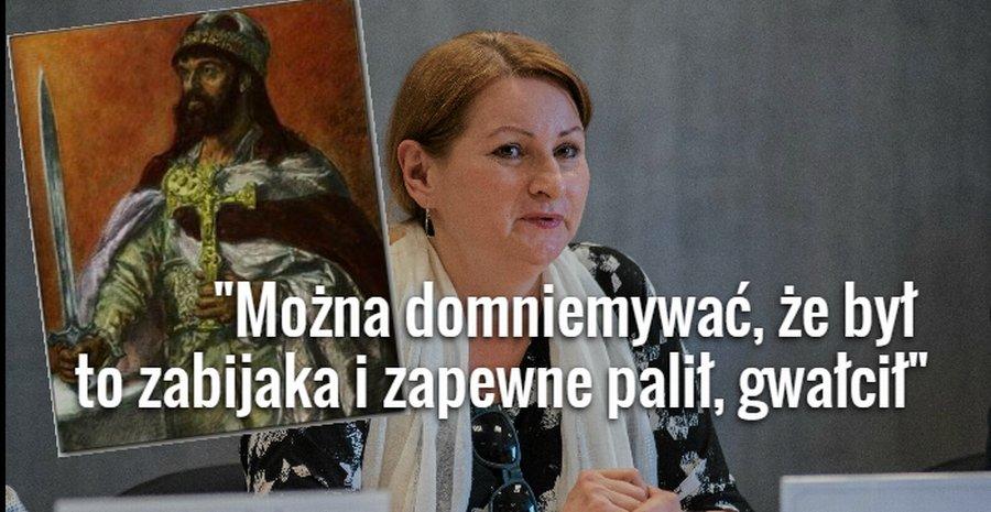 Senator Barbara Zdrojewska o Mieszku I