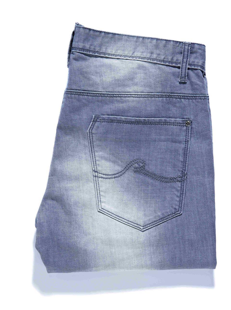 Zdjęcie numer 3 w galerii - Jasne dżinsy: zobacz najmodniejsze wzory