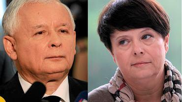 Ilona Łepkowska do Jarosława Kaczyńskiego: Okazał Pan Polakom głęboką pogardę