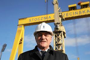 Prezes Stoczni Szczecińskiej zachował stanowisko. W tle historia siatkarzy Stoczni Szczecin