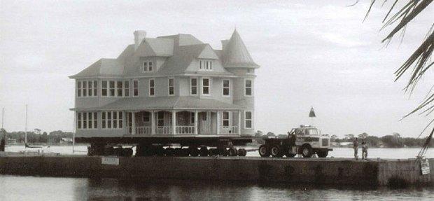 Transport domu
