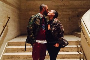Alicia Keys z mężem