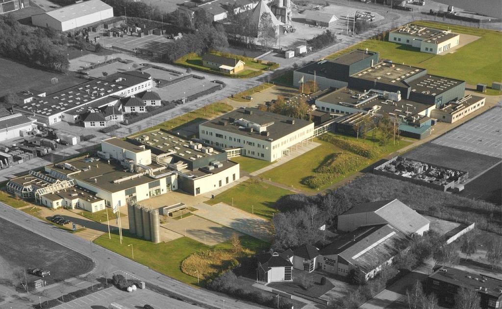 Fabryka igieł w Hjorring