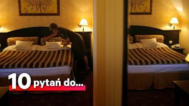 10 pytań do pokojówki