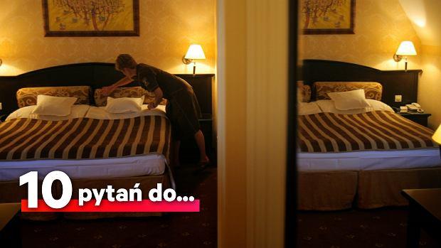 Seks w hotelu z mamą