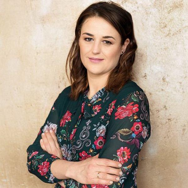 Sylwia Majcher, autorka książki 'Mniej mięsa. Jak zostać fleksitarianinem, by pomóc sobie i planecie' i 'Gotuję, nie marnuję'