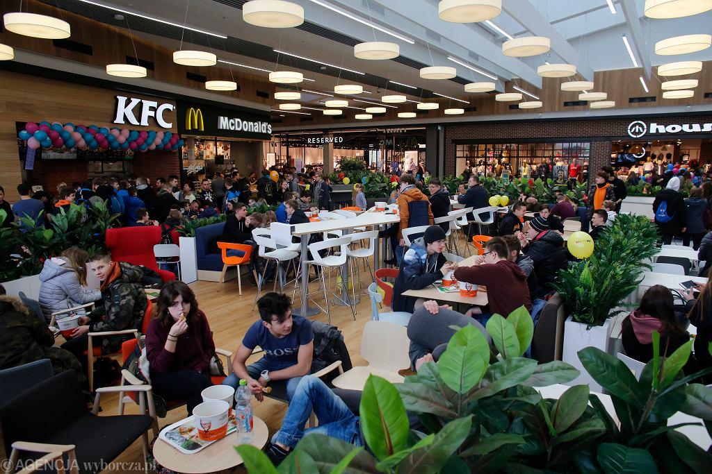 Centrum handlowe Gemini Park w Tychach