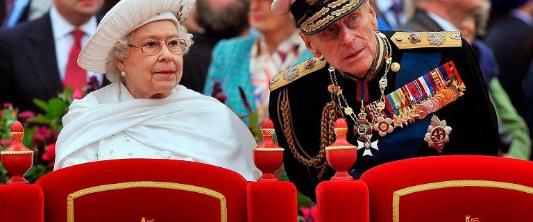Brytyjskie media: Elżbieta II towarzyszyła Filipowi do ostatnich chwil